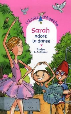 """Afficher """"L'Ecole d'Agathe n° 46 Sarah adore la danse"""""""
