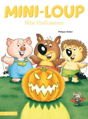 "Afficher ""Mini-Loup Mini-Loup fête Halloween"""