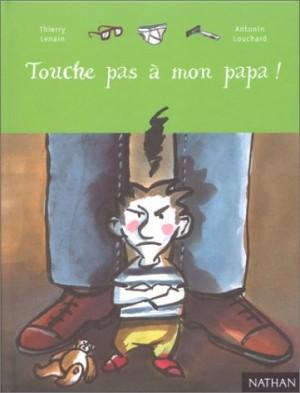 """Afficher """"Touche pas à mon papa !"""""""