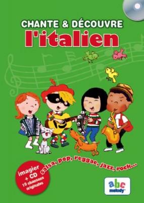 """Afficher """"Chante et découvre l'Italien"""""""