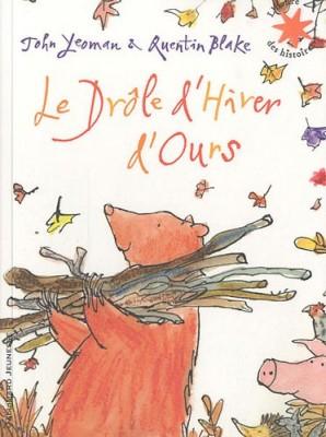 """Afficher """"Le drôle d'hiver d'Ours"""""""