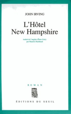 "Afficher ""L'hôtel New Hampshire"""