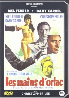 """Afficher """"Les Mains d'Orlac"""""""
