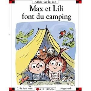 "Afficher ""Max et Lili n° 102 Max et Lili font du camping"""