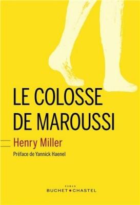 vignette de 'Le colosse de Maroussi (Henry Miller)'