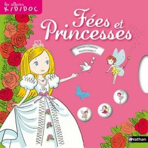 """Afficher """"Les albums Kididoc Fées et princesses"""""""
