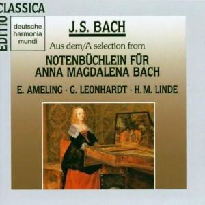 """Afficher """"Aus dem Notenbüchlein für Anna Magdalena Bach"""""""