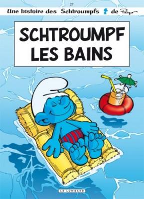 """Afficher """"Les Schtroumpfs n° 27 Les Schtroumpfs."""""""