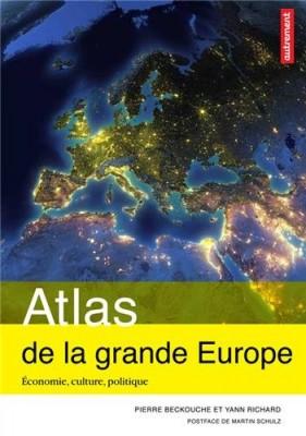 "Afficher ""Atlas de la grande Europe"""