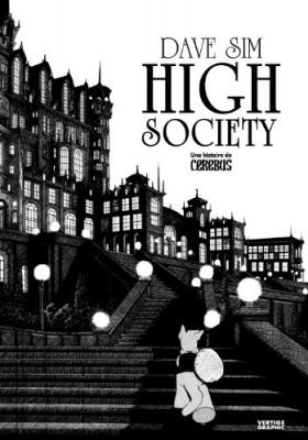 """Afficher """"Une histoire de Cerebus n° 1 High society"""""""