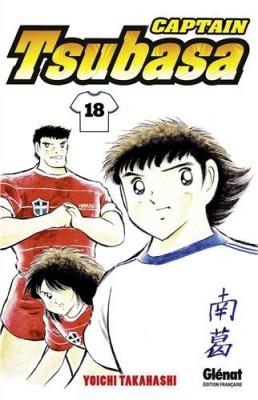 "Afficher ""Captain Tsubasa n° 18 Le Réveil du Phénix !"""