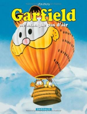 "Afficher ""Garfield n° 51 Garfield ne manque pas d'air"""
