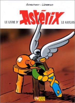 """Afficher """"Le livre d'Astérix le Gaulois"""""""
