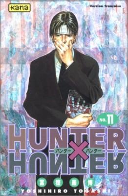 "Afficher ""Hunter x Hunter n° 11"""