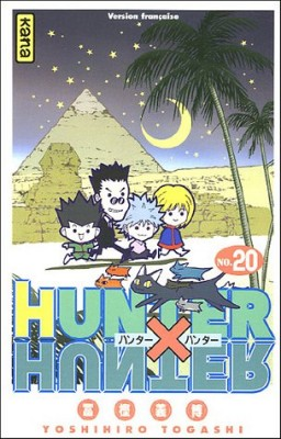 "Afficher ""Hunter x Hunter. n° 20 Hunter x Hunter"""