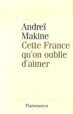 "Afficher ""Cette France qu'on oublie d'aimer"""