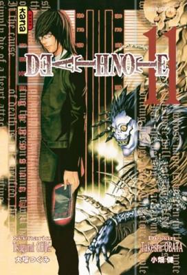"""Afficher """"Death note n° 11"""""""