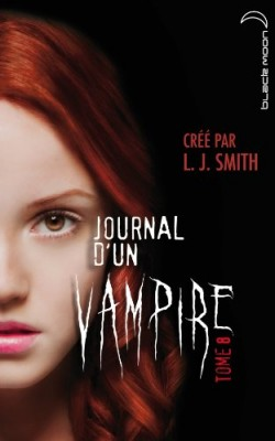 "Afficher ""Journal d'un vampire n° 8"""