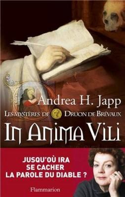 """Afficher """"Mystères de Druon de Brévaux (Les) n° 4 In anima vili"""""""