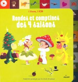 """Afficher """"Rondes et comptines des 4 saisons"""""""