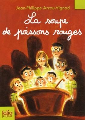 """Afficher """"Histoires des Jean-Quelque-ChoseLa soupe de poissons rouges"""""""