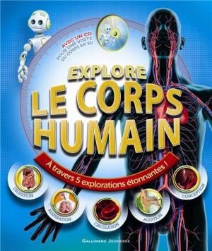 """Afficher """"Explore le corps humain"""""""