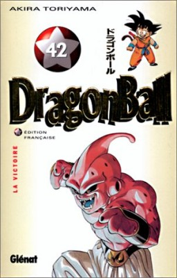 "Afficher ""Dragon Ball n° 42 La victoire"""