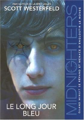 """Afficher """"Midnighters n° 3 Le long jour bleu"""""""