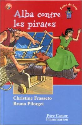 "Afficher ""Alba contre les pirates"""