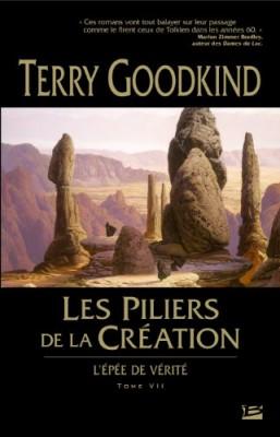 """Afficher """"L'épée de vérité n° 7 Les piliers de la création"""""""