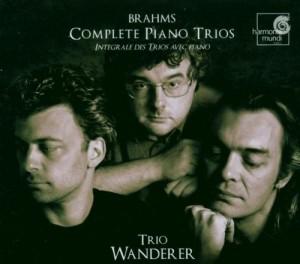 "Afficher ""Complete piano trios"""