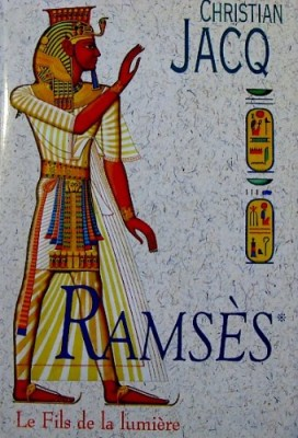 """Afficher """"Ramsès n° 1 Le fils de la lumière"""""""