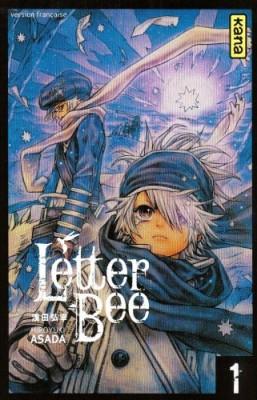 vignette de 'Letter Bee n° 1<br /> Lettres et Letter Bees (Hiroyuki Asada)'