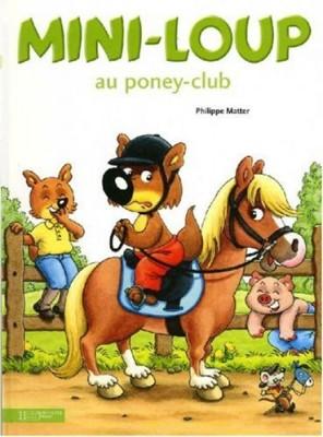 "Afficher ""Mini-Loup n° 22 Mini-Loup au poney-club"""