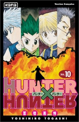 "Afficher ""Hunter x Hunter n° 10"""