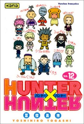 "Afficher ""Hunter x Hunter n° 12"""
