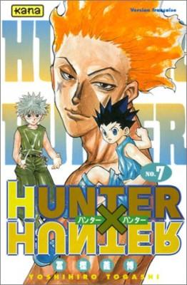 "Afficher ""Hunter x Hunter. n° 7Hunter x Hunter"""