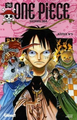 "Afficher ""One Piece n° 36 Justice n° 9"""