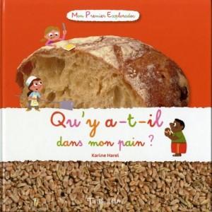 """Afficher """"Qu' y a-t-il dans mon pain ?"""""""