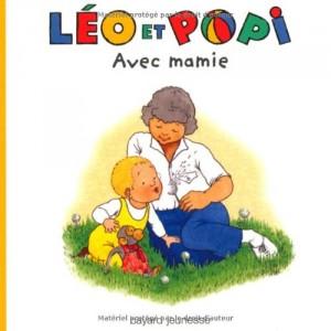 """Afficher """"Léo et Popi n° 21 Avec mamie"""""""