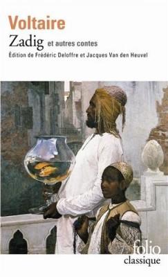 """Afficher """"Romans et contes n° 1 Zadig"""""""