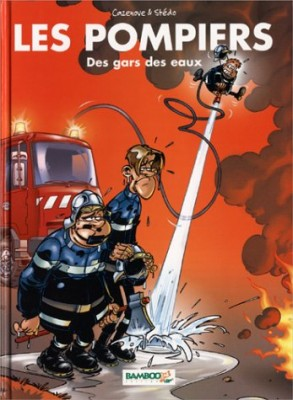 """Afficher """"Pompiers (Les) n° 1 Des gars des eaux !"""""""