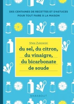"""Afficher """"Du sel, du citron, du vinaigre, du bicarbonate de soude"""""""