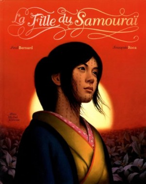 vignette de 'La fille du samouraï (Frédéric Bernard)'