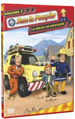 """Afficher """"Sam le Pompier n° 2 La Chasse au dinosaure"""""""