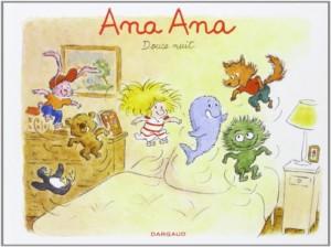 "Afficher ""Ana Ana n° 01 Douce nuit"""