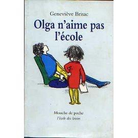 """Afficher """"Olga n'aime pas l'école"""""""
