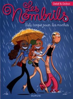 """Afficher """"Les Nombrils n° 2 Sale temps pour les moches"""""""