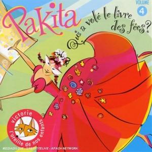"""Afficher """"Pakita n° 4 Qui a volé le livre des fées ?"""""""