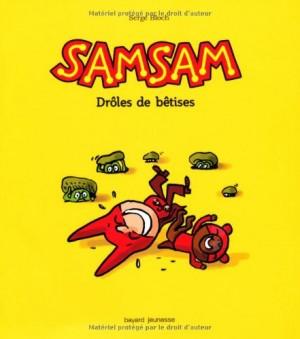 """Afficher """"Samsam n° 3 Drôles de bêtises"""""""